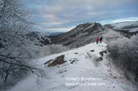 Зимний поход на Новый 2012 год в окрестностях Ангарского перевала – фоторепортаж