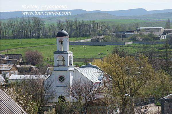 Тишина и уют цветущего Белогорска и с.Чернополья (поездка на электровелосипеде) –фоторепортаж